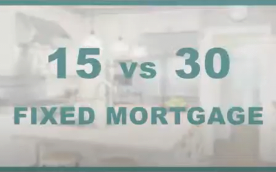 What's the difference between 15 vs 30 Year Mortgage?