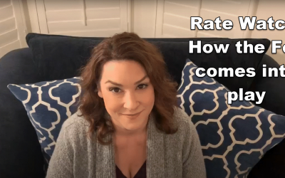 Rate Watch and how the fed rate comes into play