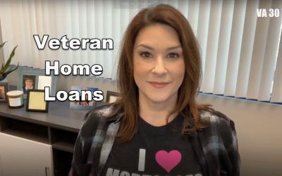 VA loans, Veteran home loans, special VA rates