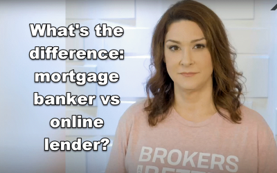 What's the Difference Between a Mortgage Broker and a Bank or Online Lender?